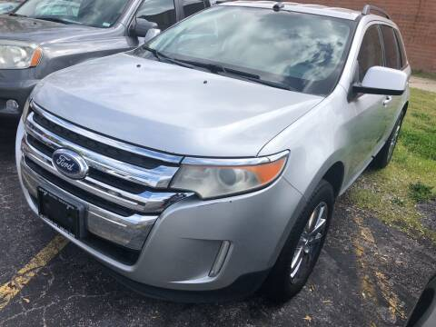 2011 Ford Edge for sale at Best Deal Motors in Saint Charles MO