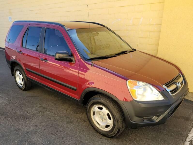 2004 Honda CR-V for sale at Cars To Go in Sacramento CA