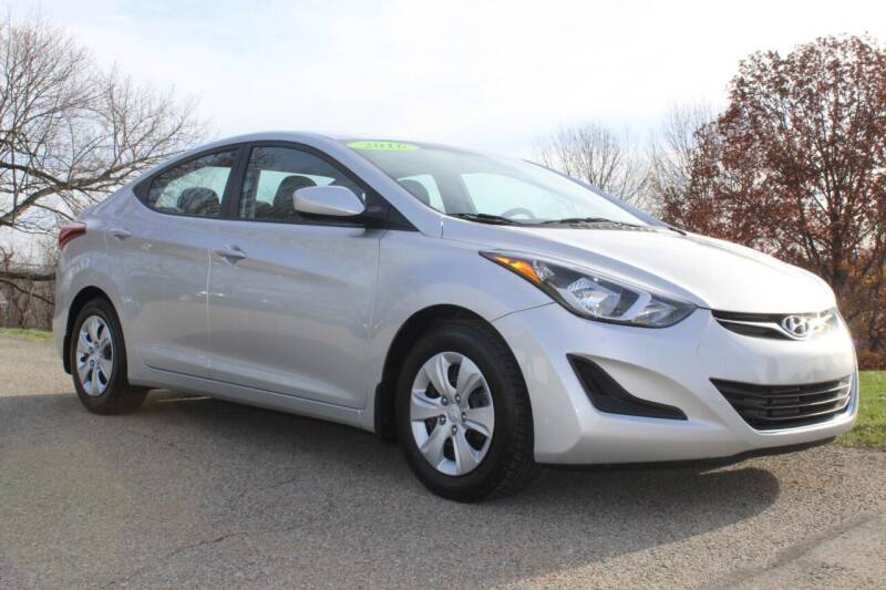 2016 Hyundai Elantra for sale at Harrison Auto Sales in Irwin PA