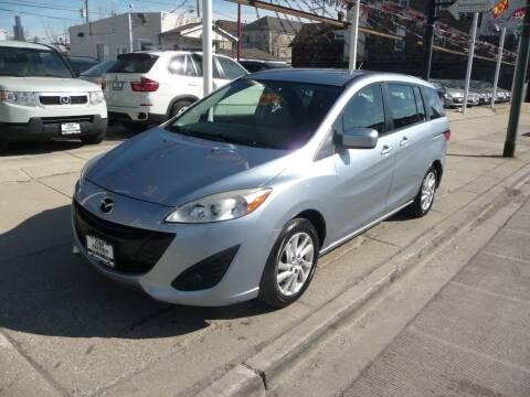 2012 Mazda MAZDA5 for sale at Car Center in Chicago IL