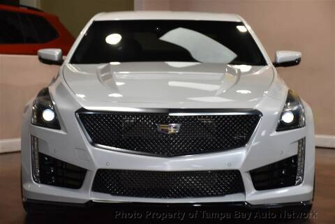 2017 Cadillac CTS-V for sale at Tampa Bay AutoNetwork in Tampa FL