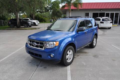 2012 Ford Escape for sale at STEPANEK'S AUTO SALES & SERVICE INC. in Vero Beach FL