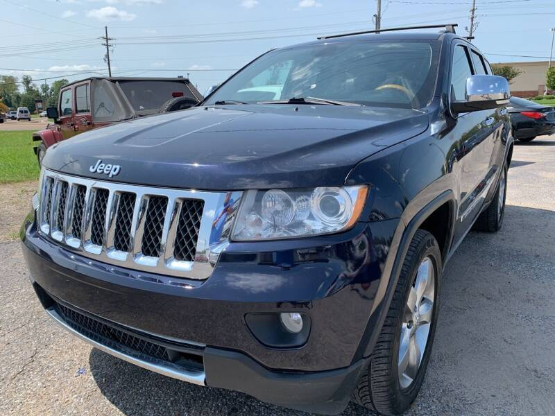 2011 Jeep Grand Cherokee for sale at Safeway Auto Sales in Horn Lake MS