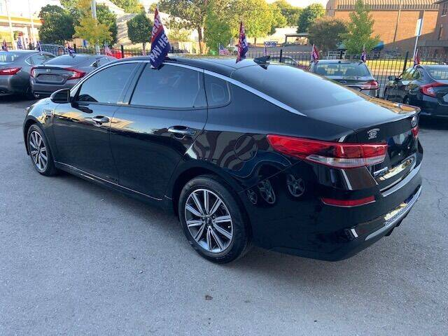 2019 Kia Optima LX 4dr Sedan - Nashville TN