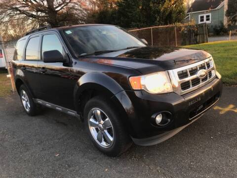 2011 Ford Escape for sale at Twins Motors in Charlotte NC