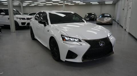 2020 Lexus GS F for sale at SZ Motorcars in Woodbury NY