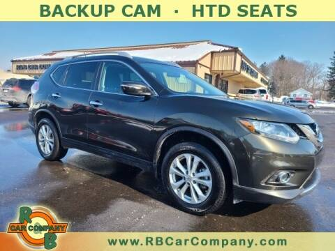 2014 Nissan Rogue for sale at R & B Car Company in South Bend IN
