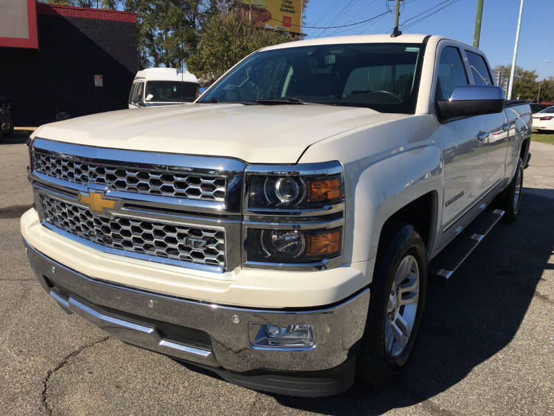 2014 Chevrolet Silverado 1500 for sale at Capital City Imports in Tallahassee FL