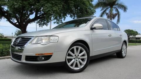 2010 Volkswagen Passat for sale at DS Motors in Boca Raton FL