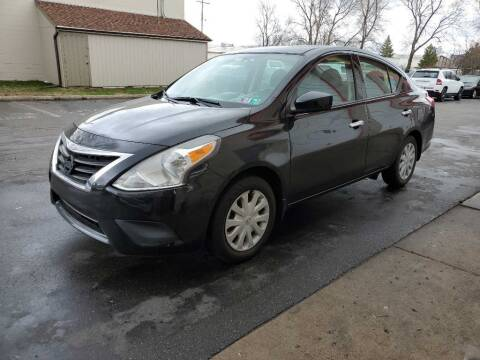2018 Nissan Versa for sale at MIDWEST CAR SEARCH in Fridley MN