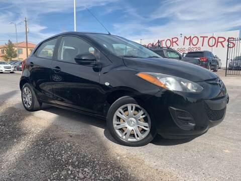 2012 Mazda MAZDA2 for sale at Boktor Motors in Las Vegas NV