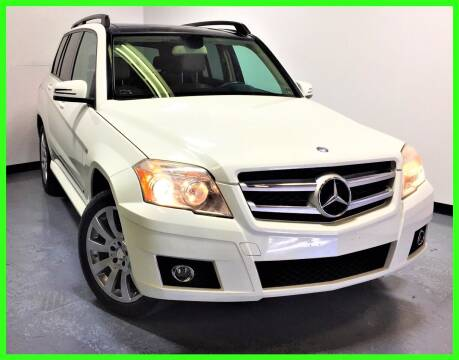 2010 Mercedes-Benz GLK for sale at AMG Auto Sales in Rancho Cordova CA