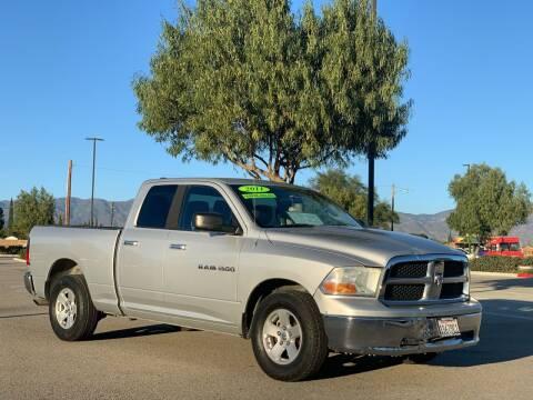 2011 RAM Ram Pickup 1500 for sale at Esquivel Auto Depot in Rialto CA