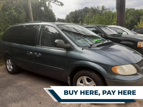 2006 Dodge Grand Caravan for sale at All Star Auto Sales of Raleigh Inc. in Raleigh NC