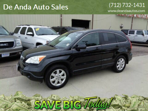 2009 Honda CR-V for sale at De Anda Auto Sales in Storm Lake IA