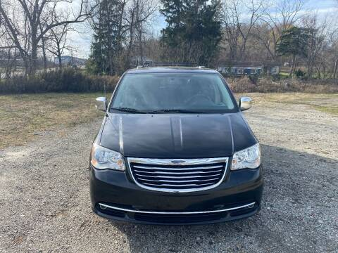 2012 Chrysler Town and Country for sale at Best For Less Auto Sales & Service LLC in Dunbar PA