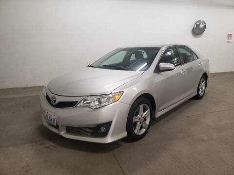 2012 Toyota Camry for sale at Painlessautos.com in Bellevue WA
