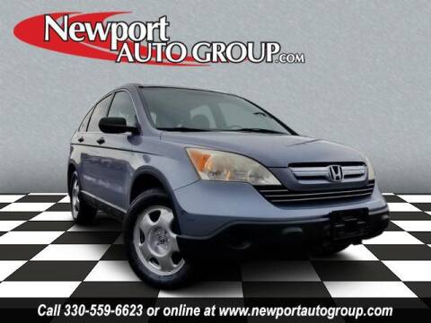 2007 Honda CR-V for sale at Newport Auto Group in Austintown OH