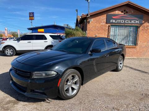 2016 Dodge Charger for sale at Auto Click in Tucson AZ
