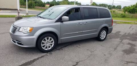 2015 Chrysler Town and Country for sale at Elite Auto Sales in Herrin IL