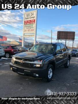 2006 Chevrolet Avalanche for sale at US 24 Auto Group in Redford MI