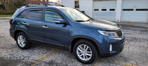 2014 Kia Sorento for sale at WEELZ in New Castle DE