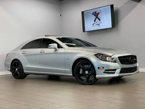 2012 Mercedes-Benz CLS for sale at TX Auto Group in Houston TX