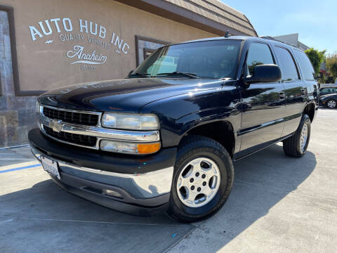 2006 Chevrolet Tahoe for sale at Auto Hub, Inc. in Anaheim CA