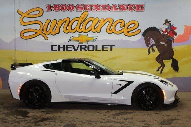 2017 Chevrolet Corvette for sale at Sundance Chevrolet in Grand Ledge MI