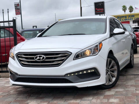 2015 Hyundai Sonata for sale at Unique Motors of Tampa in Tampa FL