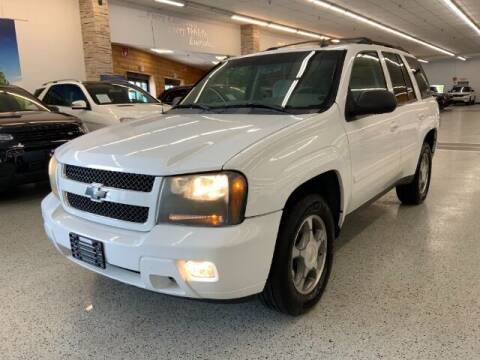 2008 Chevrolet TrailBlazer for sale at Dixie Imports in Fairfield OH