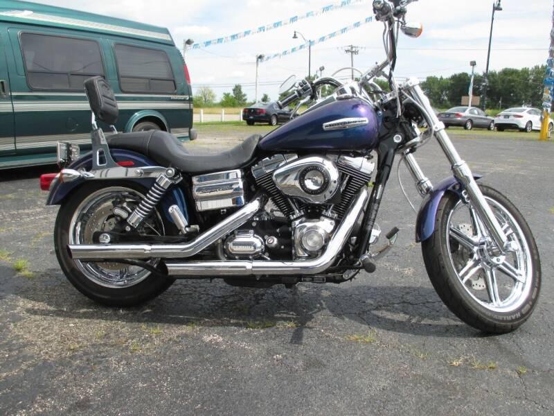 2010 Harley-Davidson Super Glide for sale at Blue Arrow Motors in Coal City IL