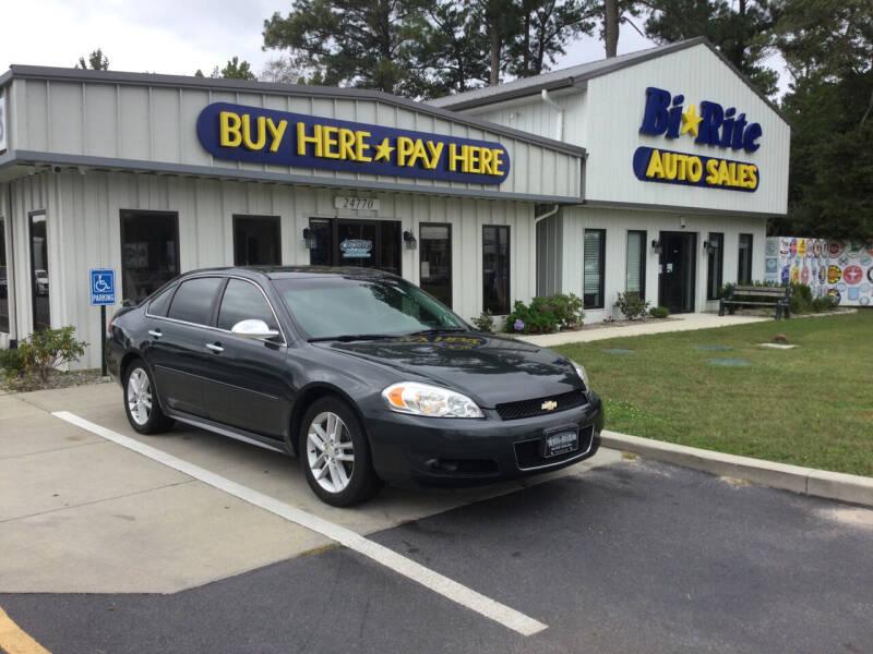 2013 Chevrolet Impala for sale at Bi Rite Auto Sales in Seaford DE