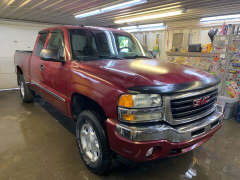 2005 GMC Sierra 1500 for sale at BURNWORTH AUTO INC in Windber PA