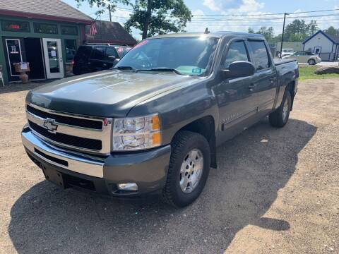 2011 Chevrolet Silverado 1500 for sale at Winner's Circle Auto Sales in Tilton NH