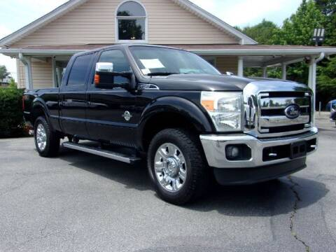 2012 Ford F-250 Super Duty for sale at Adams Auto Group Inc. in Charlotte NC