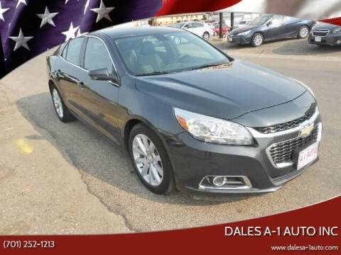 2015 Chevrolet Malibu for sale at Dales A-1 Auto Inc in Jamestown ND