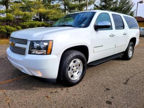 2014 Chevrolet Suburban for sale at Finish Line Auto Sales Inc. in Lapeer MI