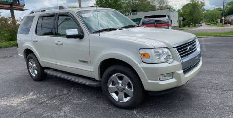 2006 Ford Explorer for sale at Boardman Auto Mall in Boardman OH