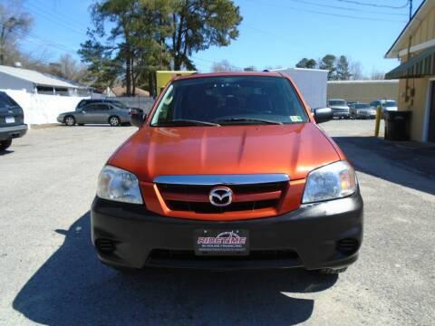 2005 Mazda Tribute for sale at Ridetime Auto in Suffolk VA