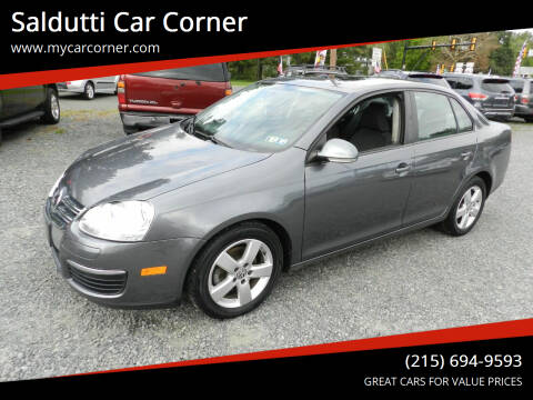 2009 Volkswagen Jetta for sale at Saldutti Car Corner in Gilbertsville PA