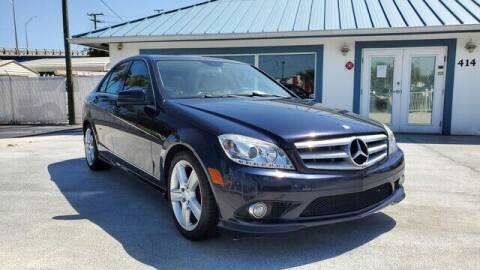 2010 Mercedes-Benz C-Class for sale at Select Autos Inc in Fort Pierce FL