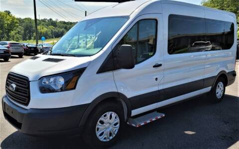 2018 Ford Transit Passenger for sale at AMG Automotive Group in Cumming GA