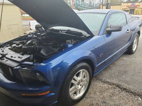 2007 Ford Mustang for sale at Abel Motors, Inc. in Conroe TX