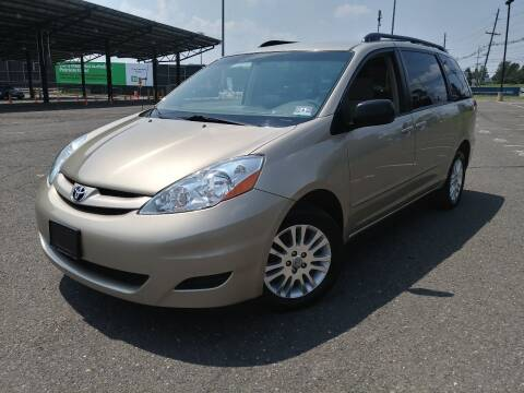 2008 Toyota Sienna for sale at Nerger's Auto Express in Bound Brook NJ