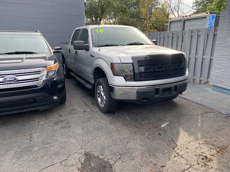 2010 Ford F-150 for sale at Lee's Auto Sales in Garden City MI