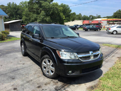 2010 Dodge Journey for sale at Tri-County Auto Sales in Pendleton SC