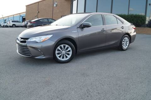 2017 Toyota Camry Hybrid for sale at Next Ride Motors in Nashville TN
