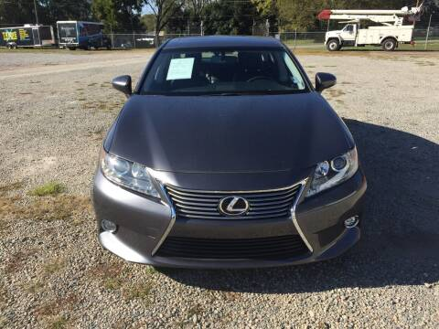 2014 Lexus ES 350 for sale at Beckham's Used Cars in Milledgeville GA