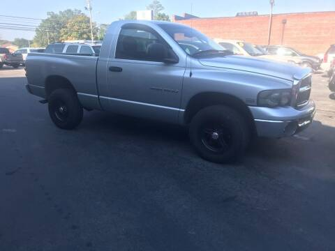 2003 Dodge Ram Pickup 1500 for sale at Blue Bird Motors in Crossville TN